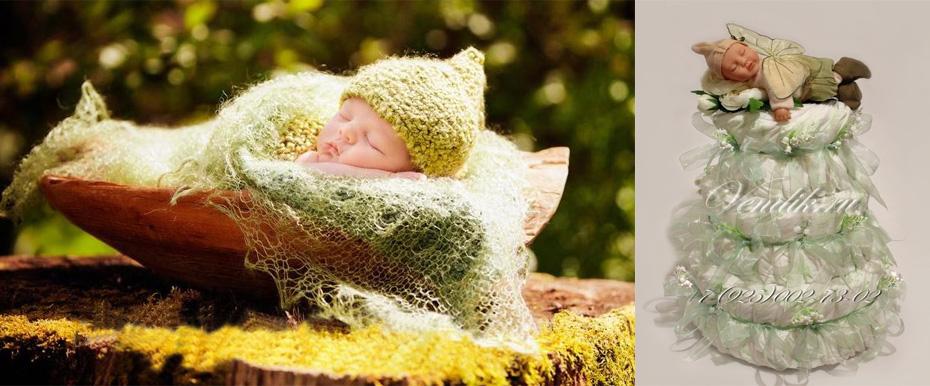 Тематические коллекции подарков для малышей